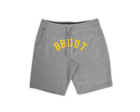 Bruut Arc Short Grey Saffron HFD1009