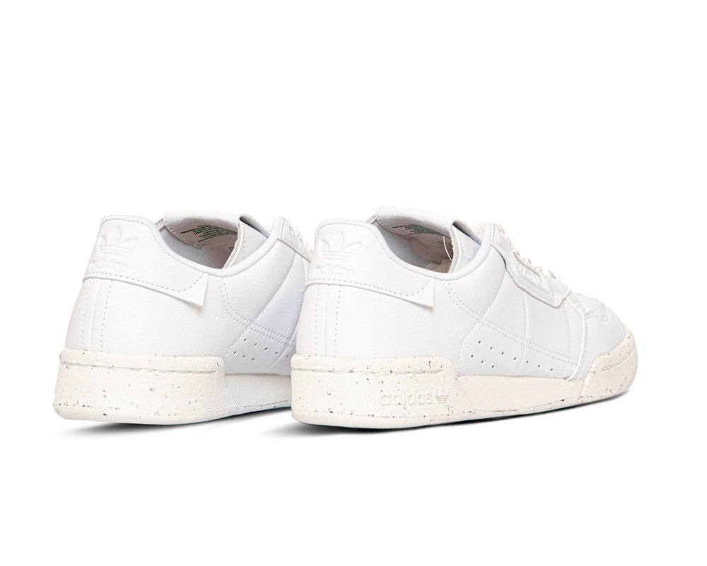 Adidas Continental Cloud White Off White Green FV8468