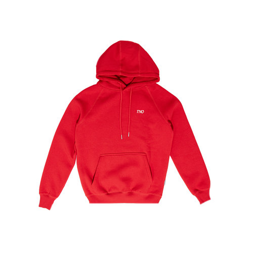 Creatives Are The New Athletes Hoodie Red TNO44