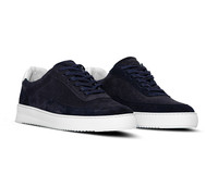 Filling Pieces Mondo Ripple Perforated Navy 2452010