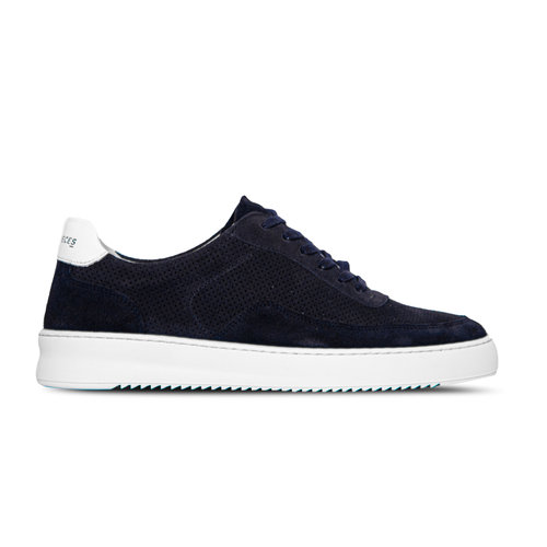 Mondo Ripple Perforated Navy 2452010