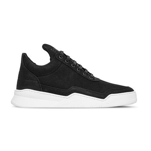 Low Top Ghost Matt Nubuck Black 10121611