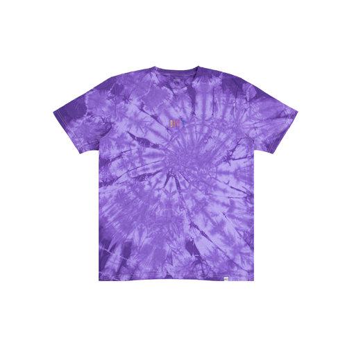 Tie Dye Dahlia Purple HFD061
