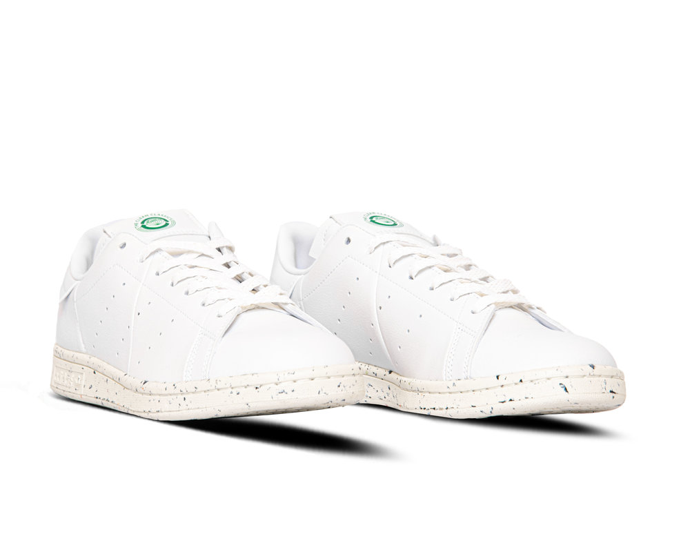 Adidas Stan Smith Cloud White Off White Green FV0534