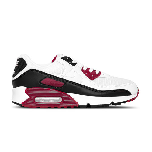 Air Max 90 White New Maroon Black CT4352 104
