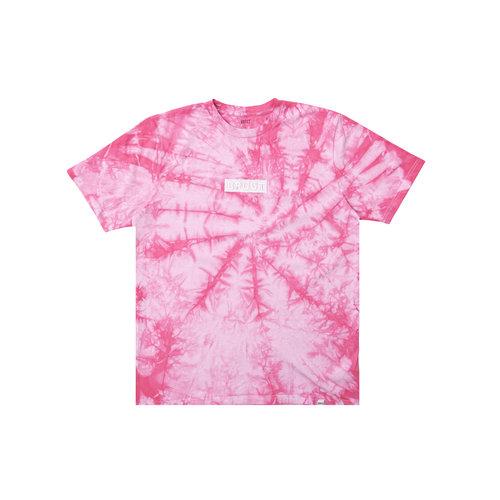 Box Logo Tie Dye Persian Pink HFD063