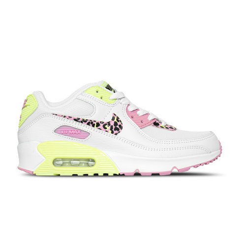 Air Max 90 GS White Pink Rise DA4675 100