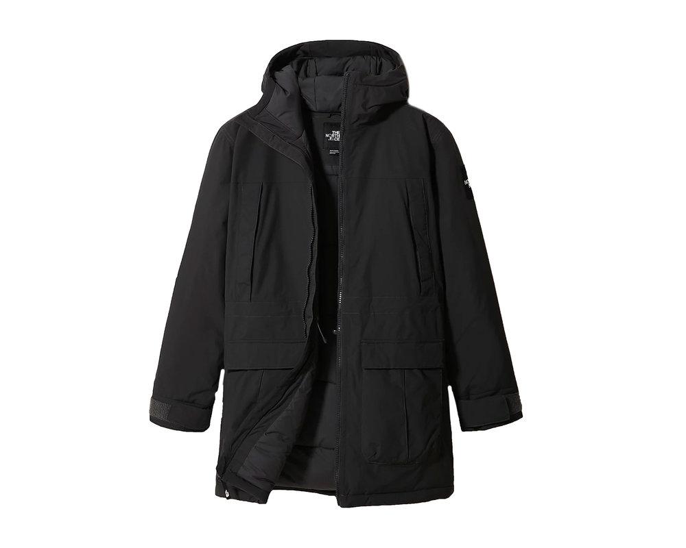 The North Face Storm Peak Jacket Asphalt Grey NF0A4M830C5