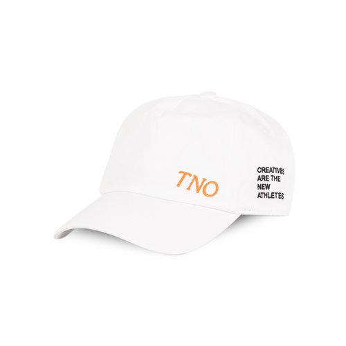 Creatives Are The New Athletes Cap White TNO51