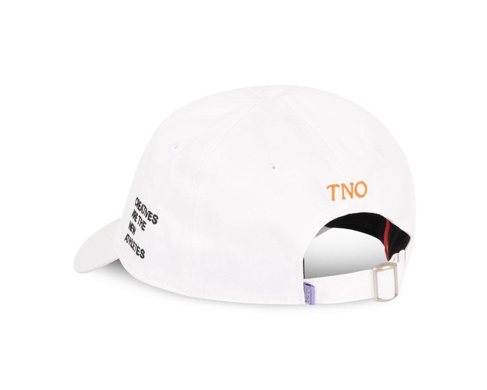 The New Originals Creatives Are The New Athletes Cap White TNO51