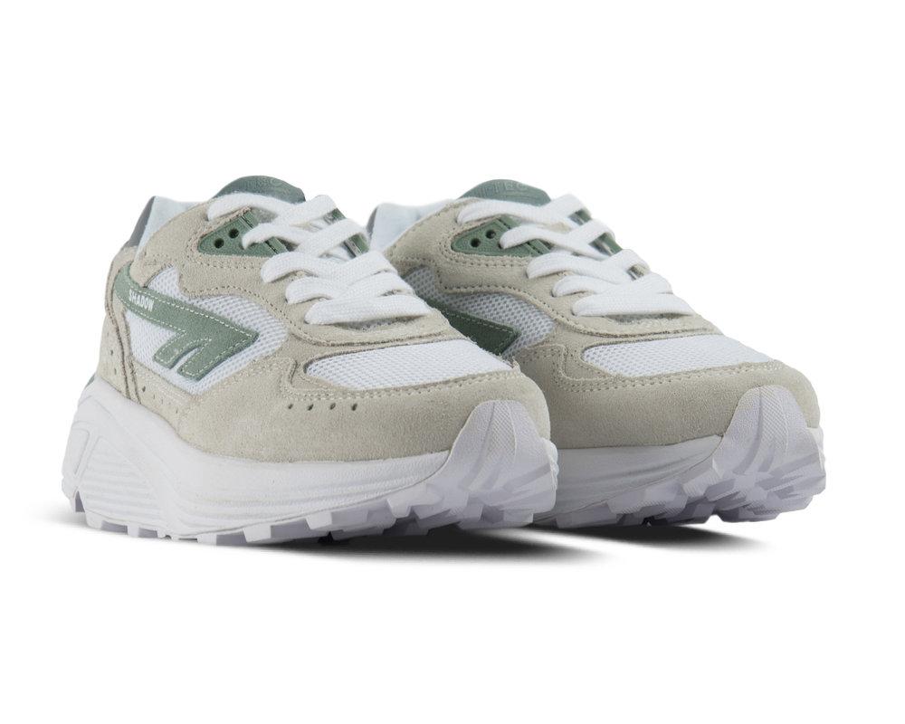 Hi Tec HTS Silver Shadow RGS White Sage Green 006273 011