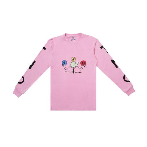 Freddy Longsleeve Pink TNO48