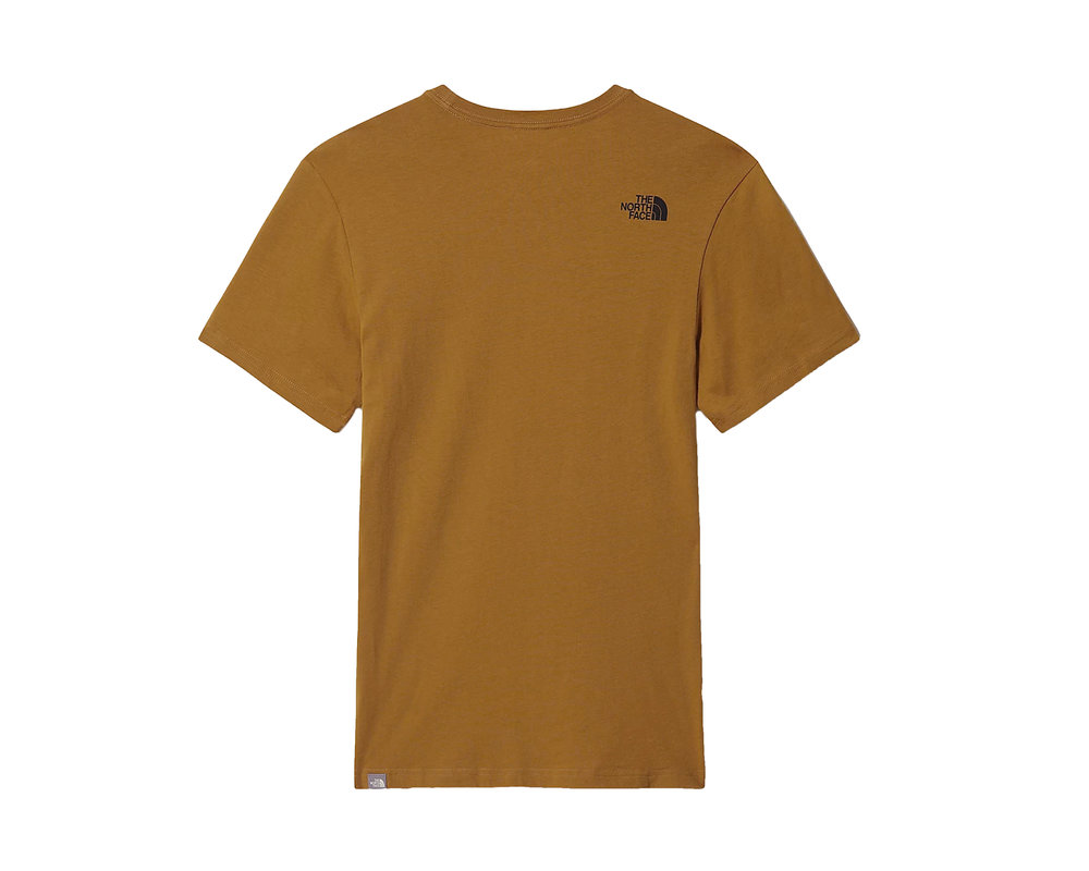 The North Face Fine Tee Timber Tan NF00CEQ5VC71