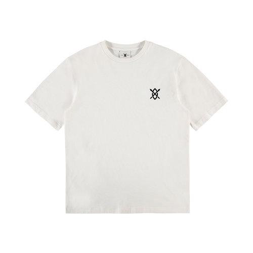 Amsterdam Store T Shirt White 19E1TS01 02