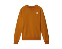 The North Face Rag Redbox Crewneck Burnt Brown NF0A4SZ9VW11