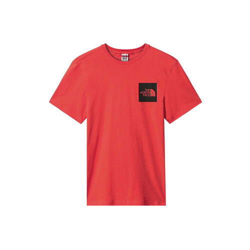 Fine Tee Flare Red NF00CEQ5R151