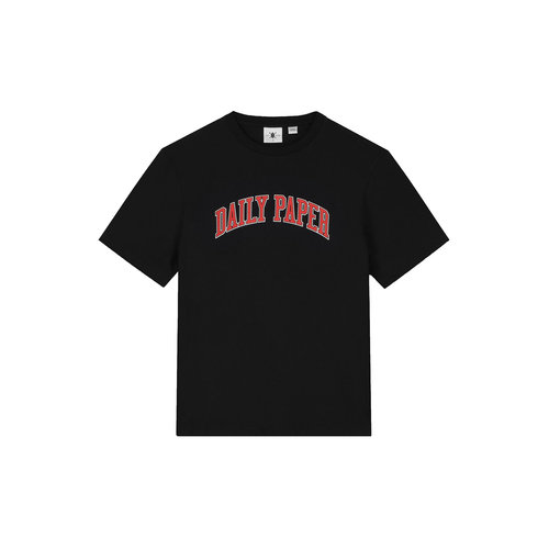 College Tee Black Red 19418204 20