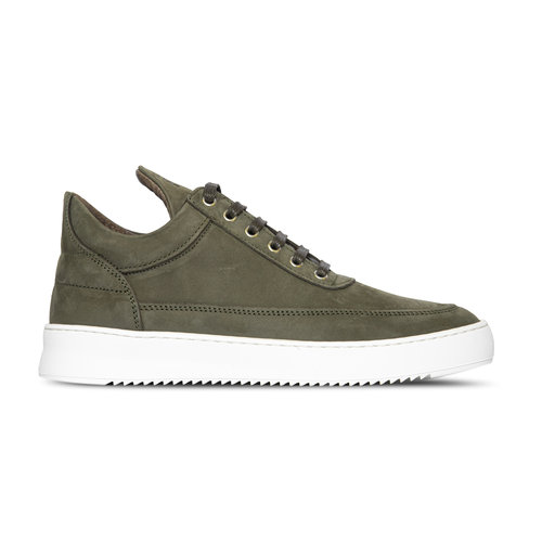 Low Top Ripple Nubuck Dark Green 2512284 1910