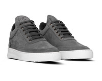 Filling Pieces Low Top Ripple Nubuck Shark 2512284 2002
