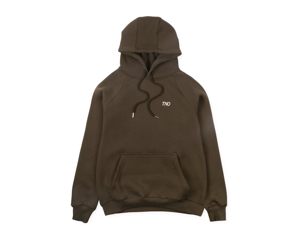 The New Originals Creatives Are The New Athletes Hoodie Dark Green TNO54
