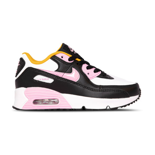 Air Max 90 LTR PS Black LT Arctic Pink White Dark Sulfer CD6867 007