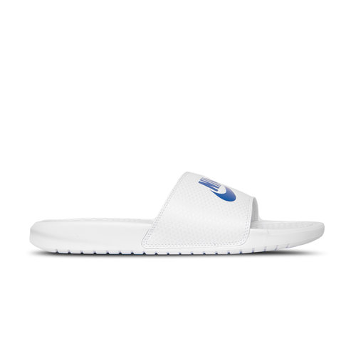 Benassi JDI White Varsity Royal White 343880 102