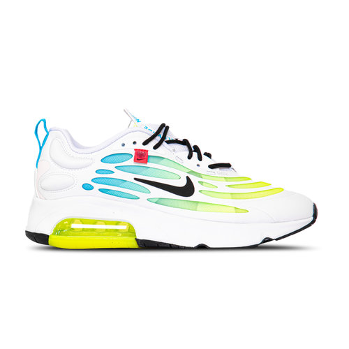 Air Max Exosense SE White Black Volt Blue Fury CV3016 100