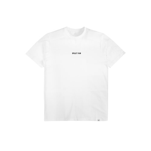 Loved Ones Tee White Cotton HFD126