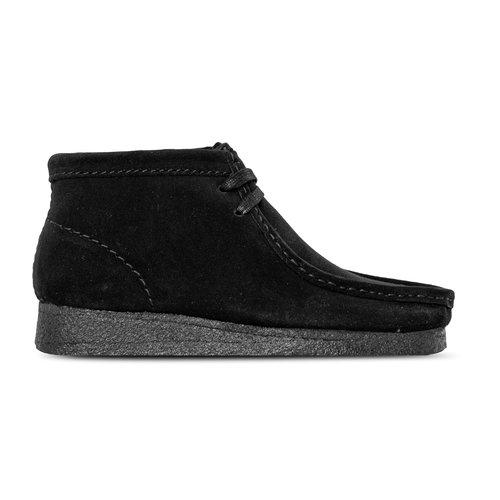 Wallabee Boot Black Suede 261555214