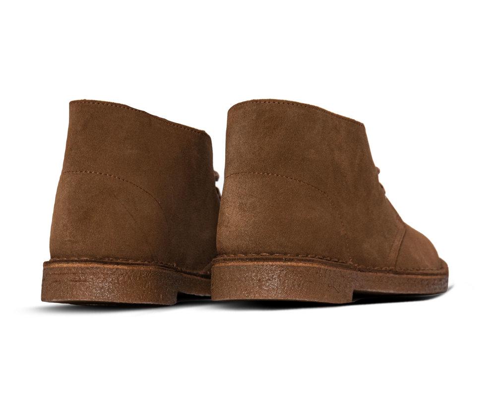 Clarks Desert Boot Cola Suede 26155481