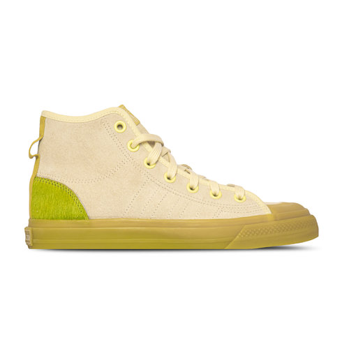 W Nizza Hi RF Shoes Ice Yellow Green Off White FW4542