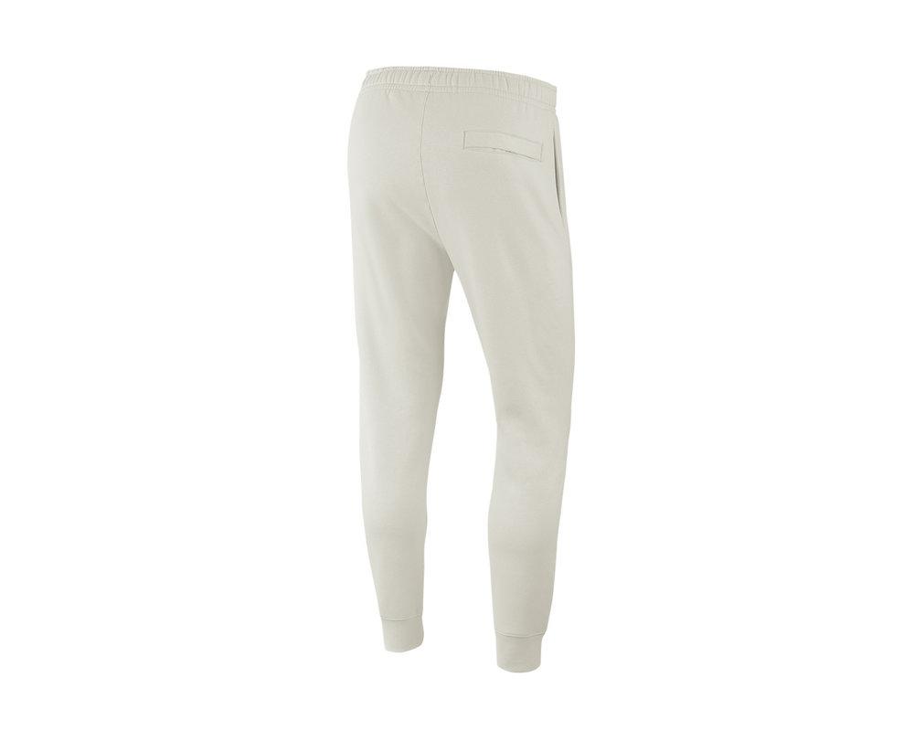 Nike NSW Club Fleece Jogger Light Bone White BV2671 072