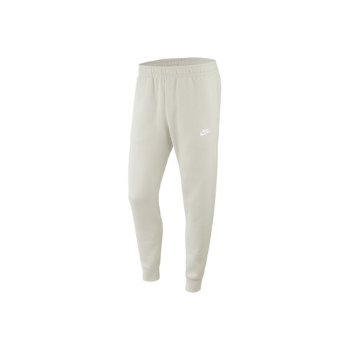NSW Club Fleece Jogger Light Bone White BV2671 072