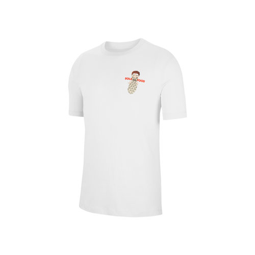 NSW Club Tee White CW0434 100