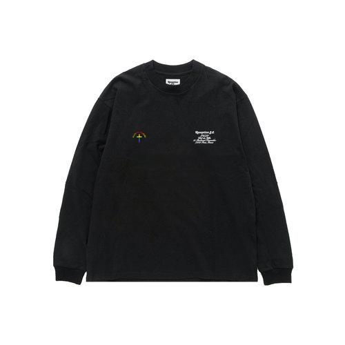 Pulp LS Tee Black RSC0017