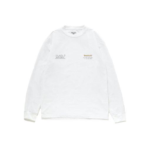 Baby LS Tee White RSC0021