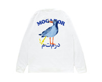 Reception Morgado LS Tee White RSC0020