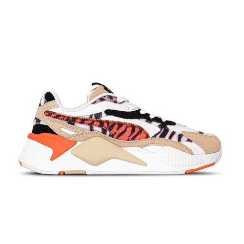 W RS X³ Wild Cats Pale Khaki Puma White 373953 01