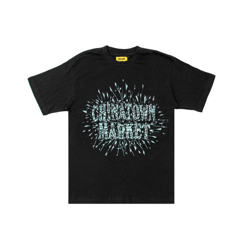Shattered CTM Tee Black F20 1990024