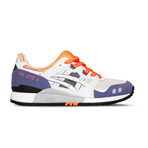 Gel Lyte III OG White Orange Purple 1191A266 102