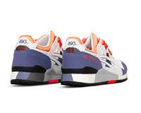 ASICS Gel Lyte III OG White Orange Purple 1191A266 102