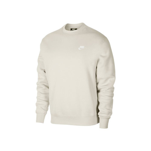 NSW Club Crewneck Light Bone White BV2662 072