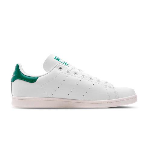 Stan Smith White Off White Bold Green BD7432