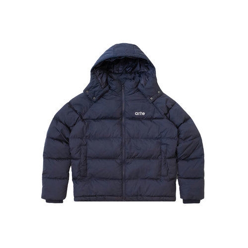Joey Puffer Jacket Navy AW20 079JN