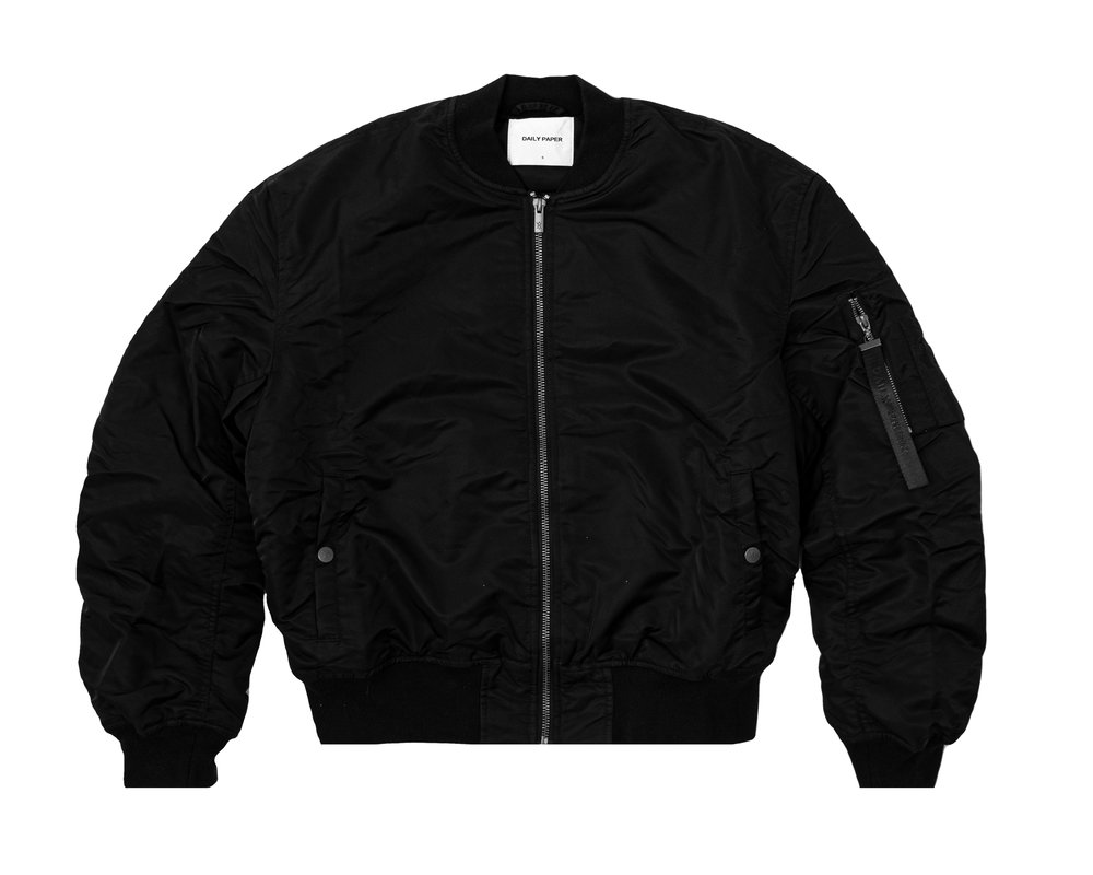 Daily Paper Ebomb Jacket Black 2021125 4