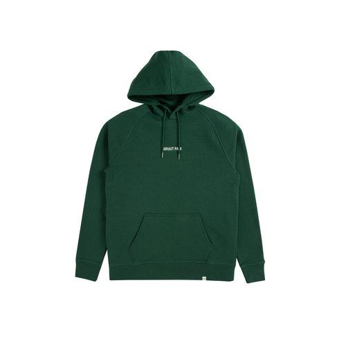 Basic Bruutfam Hoodie Hunter Green HFD132