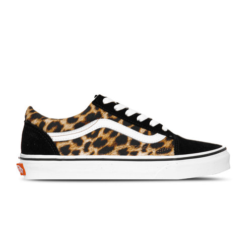 Old Skool Leopard Black True White VN0A4U3B3I61