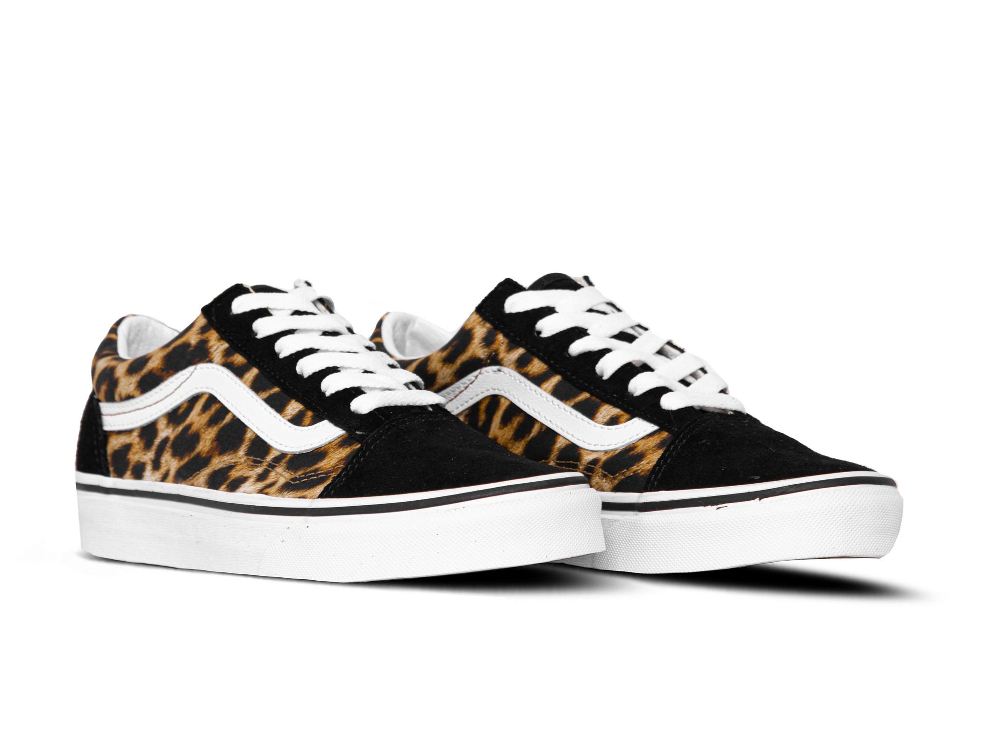 Odbiti vans old skool leopard