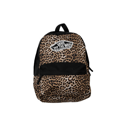Leopard Backpack Real Black VN0A3UI6ZV21