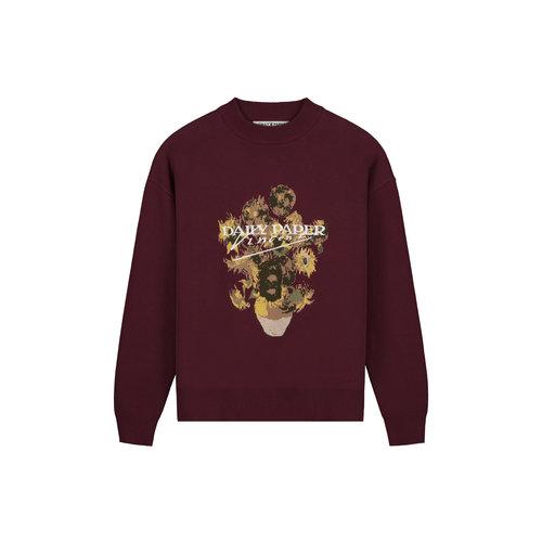 Van Jenet Sweater Tawny Port 2041014 12